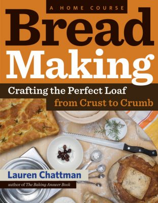 Bread Making: Crafting the Perfect Loaf from Crust to Crumb book for cooks and homesteaders