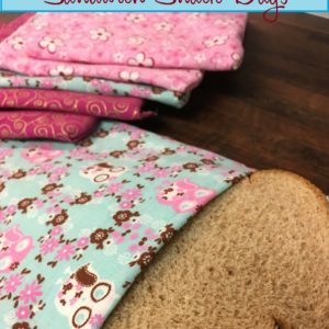 How to Make Your Own Reusable Sandwich Bags