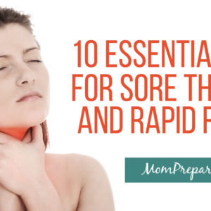 The Top 10 Essential Oils For Sore Throat Pain (And how to Get Better)