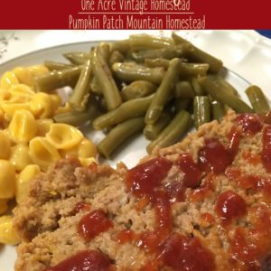 Turkey and Sweet Potato Meatloaf with Sweet Barbecue Sauce