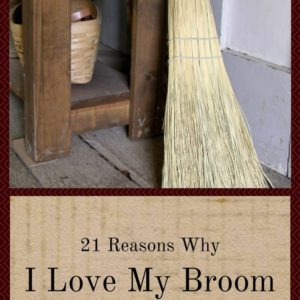 21 Reasons Why I Love My Broom