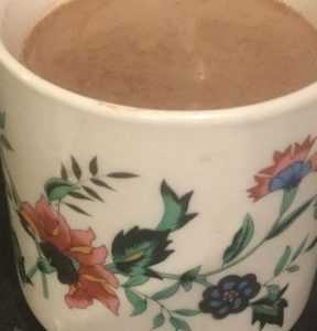 Homemade Powdered Chocolate Coffee Creamer