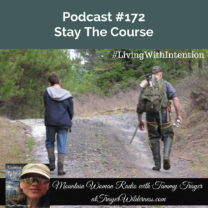 Podcast #172: Staying The Course