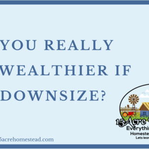 Can You Really Get Wealthier If You Downsize?