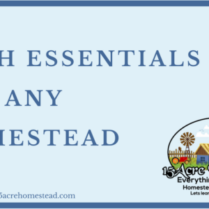 Tech Essentials For Any Homestead
