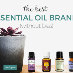 An Unbiased Review of The Top 9 Essential Oil Companies