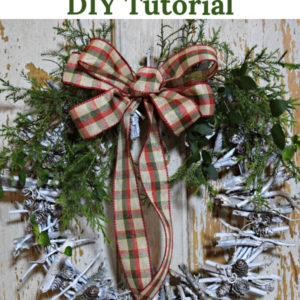 How to Make a Handmade Twig Wreath